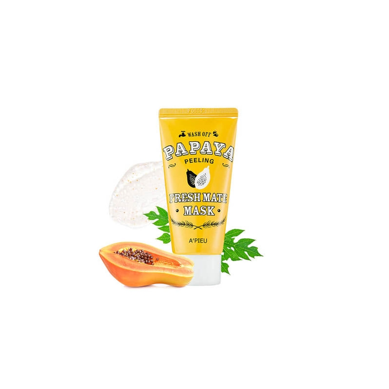 A'PIEU Fresh Mate Papaya Mask